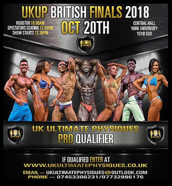 UKUP British Finals, York