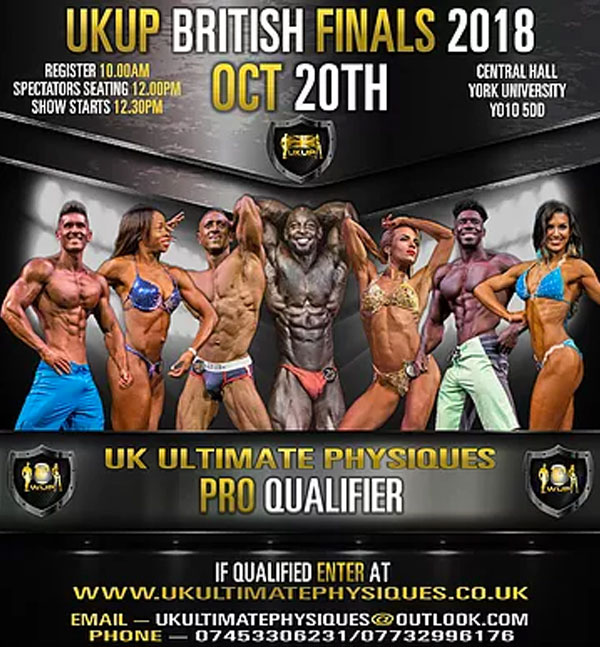 UK Ultimate Physiques, Port Talbot